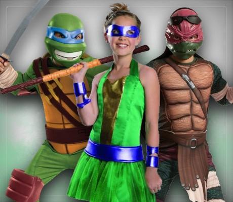Costumi Tartarughe Ninja