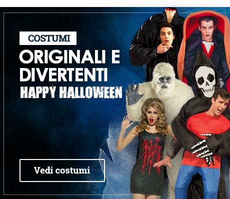 Costumi Originali e Divertenti Halloween