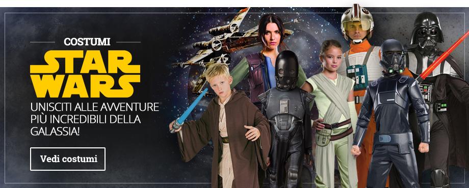Costumi Star Wars