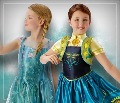Costumi Frozen