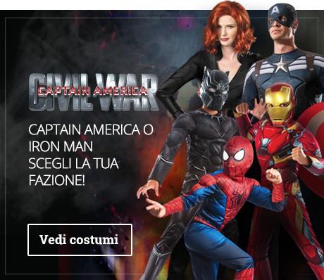 Costumi Civil War