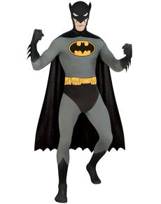 Costume Batman Seconda Pelle
