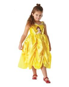 Costume Principessa Bella Classic da bambina