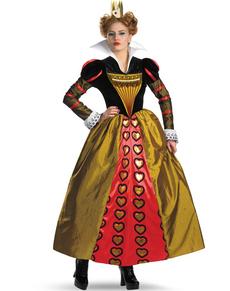 Costume Regina di Cuori Tim Burton