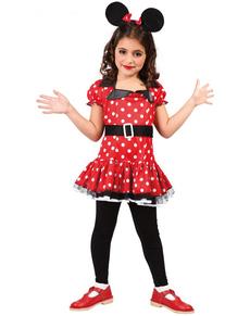 Costume da Minnie per bambina