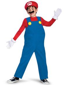 Costume Mario Bros prestige da bambino