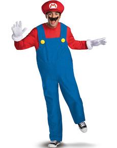 Costume Mario Bros prestige adulto