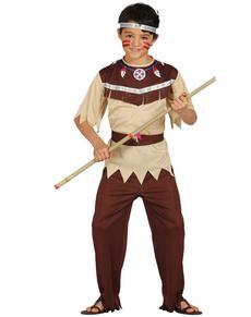 Costume da indiano Cherokee da bambino