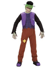 Costume da Frankestein junior da bambino