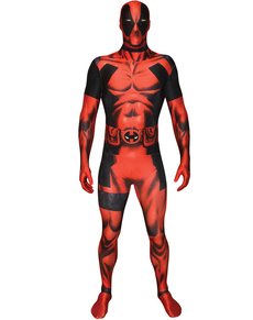 Costume da Deadpool Classic Morphsuit