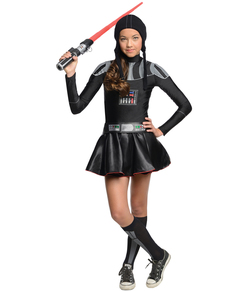 Costume Darth Vader Star Wars adolescente