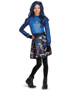 Costume da Evie Descendants da bambina