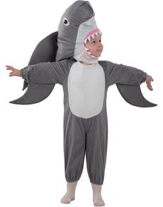 Costume da squalo da bebè