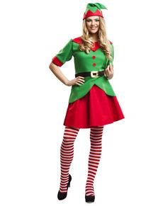 Costume da elfa simpatica per donna