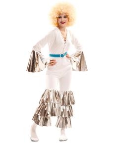 Costume da regina della pista per donna