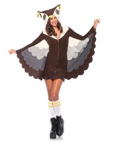 Costume da Gufo per donna