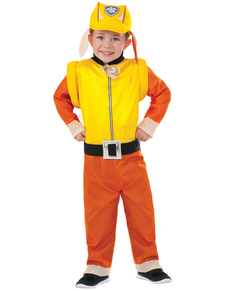 Costume da Rubble Paw Patrol infantile