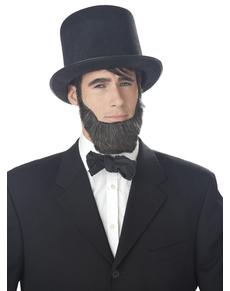 Barba da Abraham Lincoln per uomo