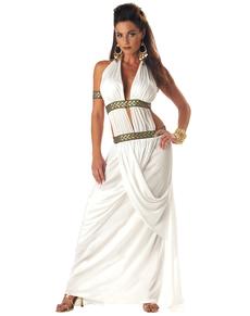 Costume da regina spartana per donna