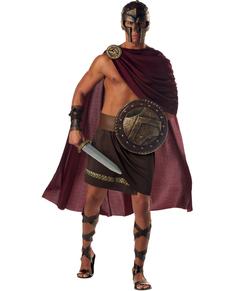 Costume da guerriero spartano per uomo