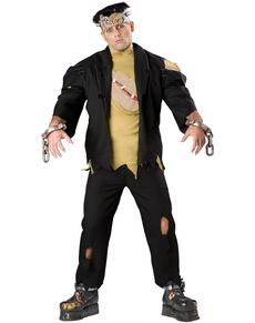 Costume da Frankie per uomo taglia grande