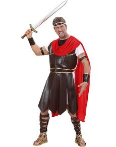 Costume da guerriero dell'antica Grecia per uomo