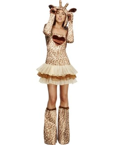 Costume da giraffa Fever