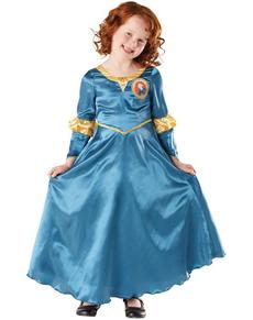 Costume Merida Ribelle Classic da bambina